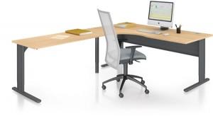 Mobiliers de bureaux moderne
