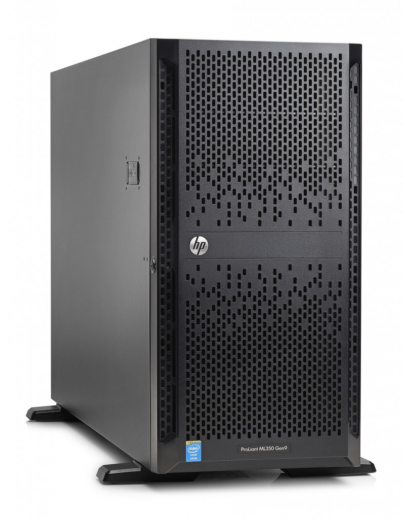 PROLIANT ML350G9